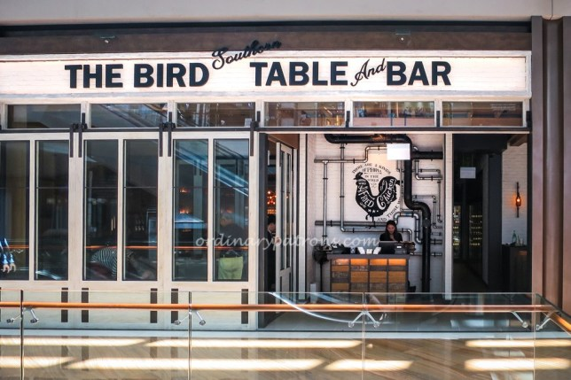 The Bird Southern Table & Bar - Marina Bay Sands