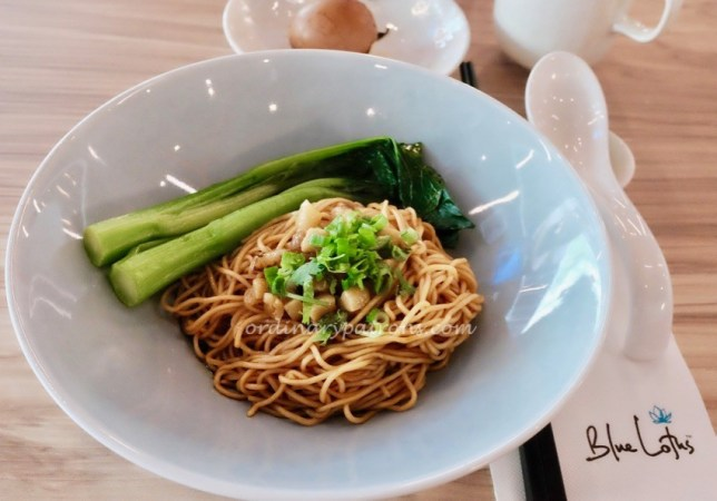 Blue Lotus Chinese Noodle