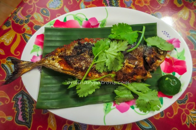 Chilli Padi Ikan Bakar
