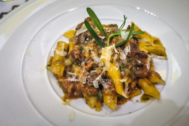 Garibaldi Pasta