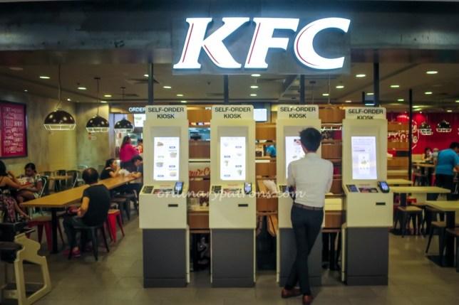 KFC Plaza Singapura