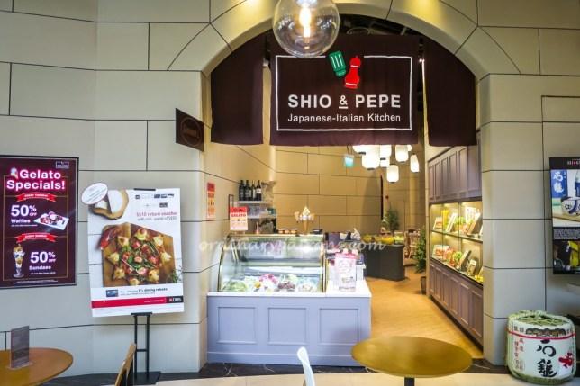 Shio & Pepe Emporium Shokuhin Marina Square