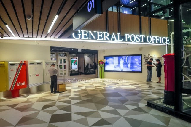 General Post Office SingPost Centre