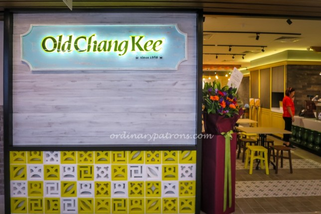 SingPost Centre Old Chnag Kee