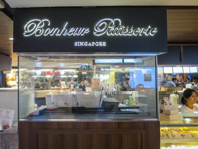Cake Shop Raffles City
