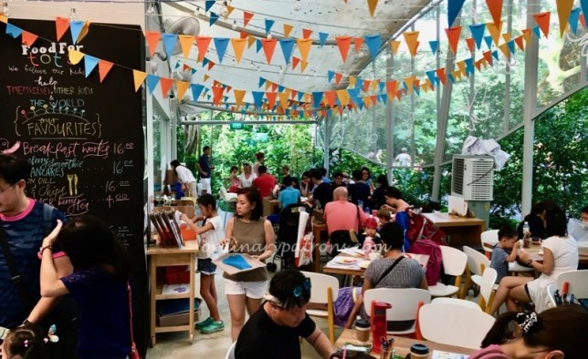 Botanic Gardens MRT Cafes and Restaurants to try in 2021 Food for Tots