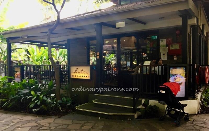 Halia Botanic Gardens - one of the best restaurants for Ramadan Iftar 2020.