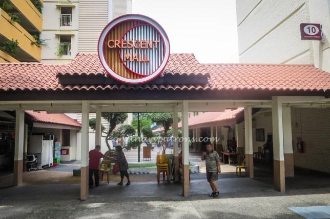 Telok Blangah Crescent Market & Food Centre,