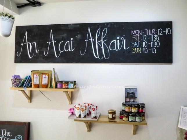 An Acai Affair Katong