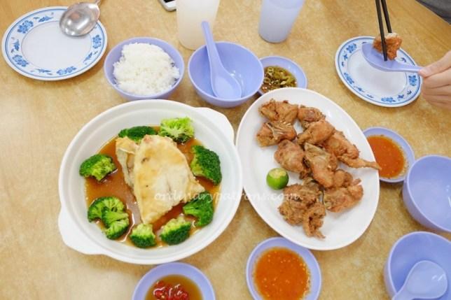 Kok Sen Michelin Star Keong Saik