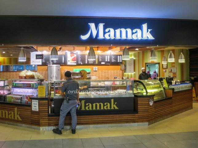 klia2 Mamak