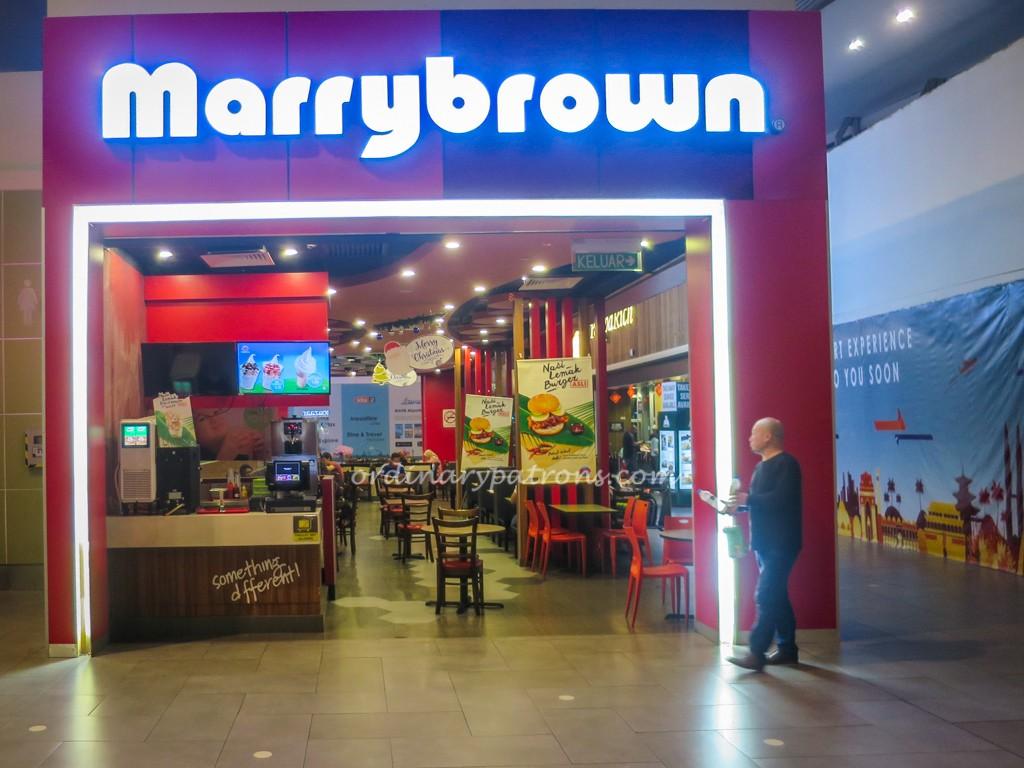 KLIA2 Marybrown
