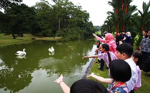Grounds of The Istana