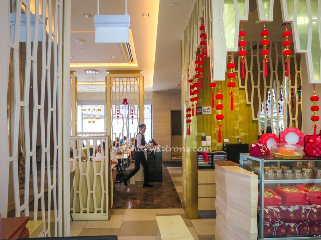 Canton Paradise - affordable Chinese Restaurant in Marina Bay Sands