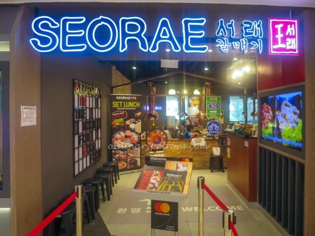 Seorae Korean Restaurant