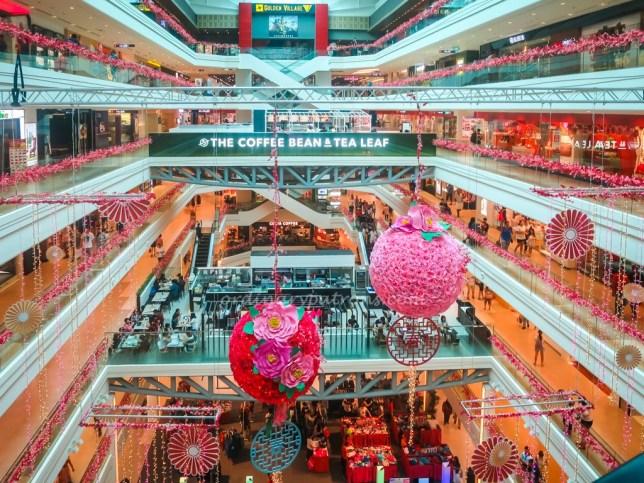 2018 Plaza Singapura Restaurants & Food