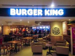 Burger King Plaza Sing