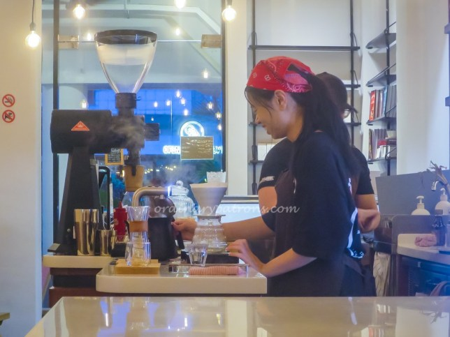 Creamier Tiong Bahru Handcrafted Coffee
