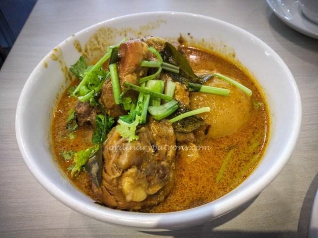 HarriAnns Curry Chicken