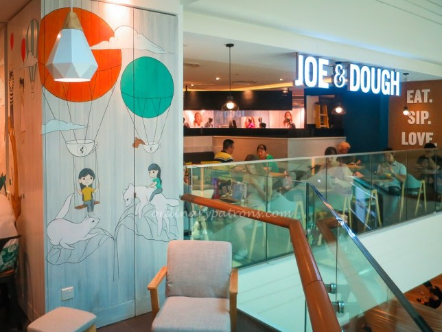 Joe & Dough Plaza Singapura
