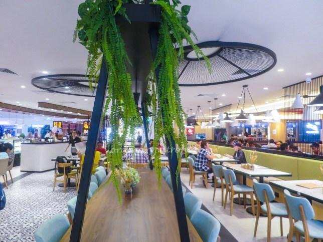 Typhoon Cafe - Taste of Taiwan at Plaza Singapura
