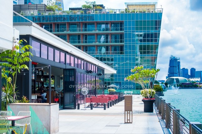 Caffe Fernet by Marina Bay - New Places to Eat in Singapore