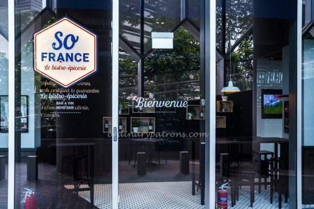 So France Singapore