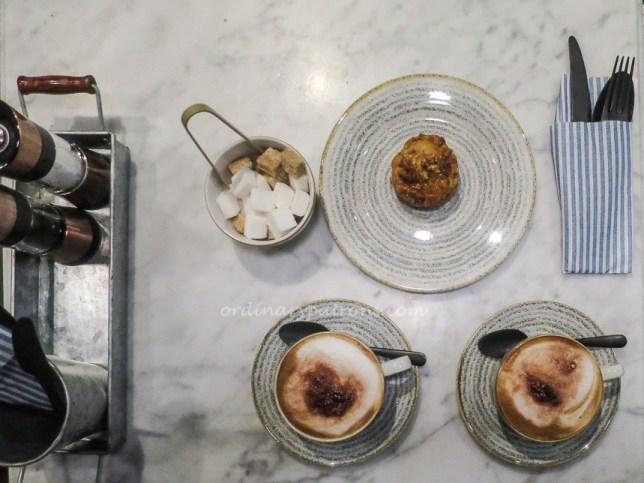 The Stamford Brasserie Coffee