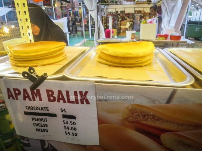 Geylang Serai Bazaar 2018 Traditional Food