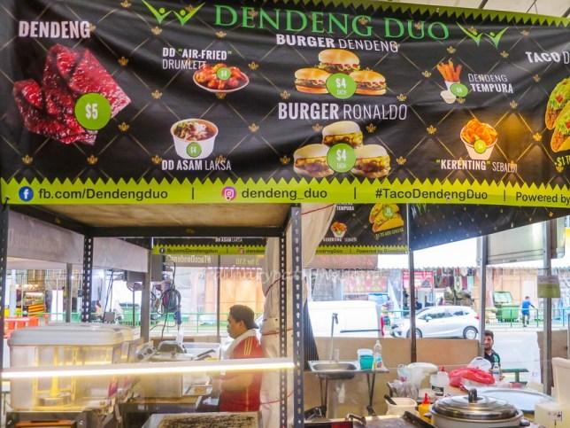 Geylang Serai Ramadan Bazaar Burger