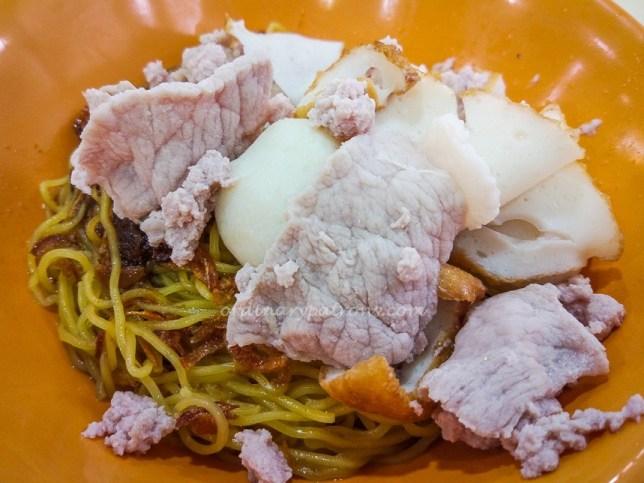 Tai Sun Lavender Teochew Fish Ball Noodles