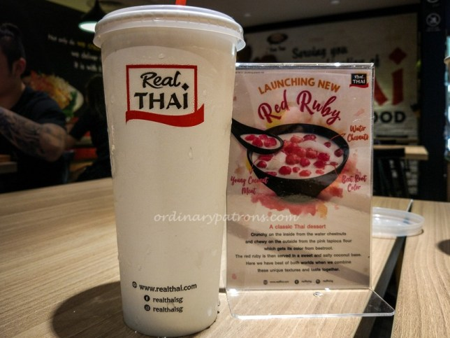 Real Thai Cafe
