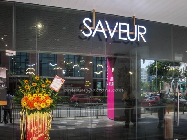 Saveur in Century Square
