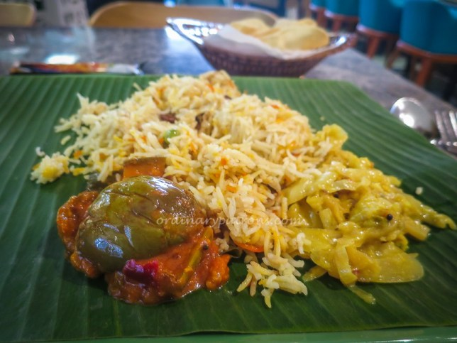 Banana Leaf Apolo Briyani