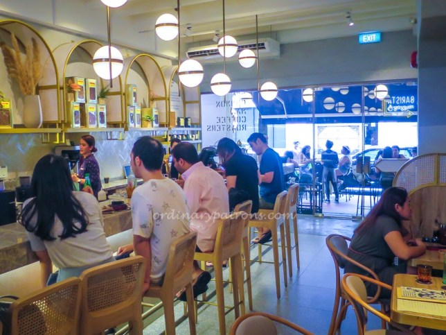 Common Man Stan Cafe
