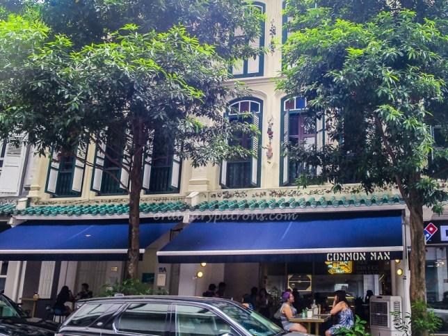 Common Man Stanley Street
