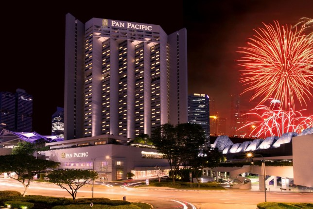 Celebrate the Nation's 53rd Birthday at Pan Pacific Singapore