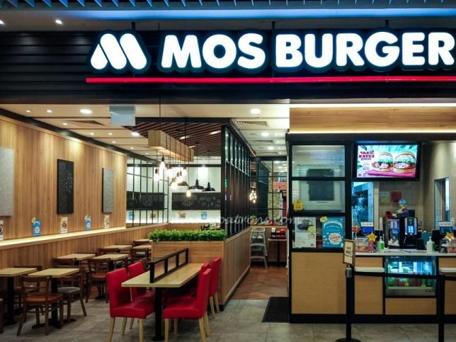 Mos Burger Marina One