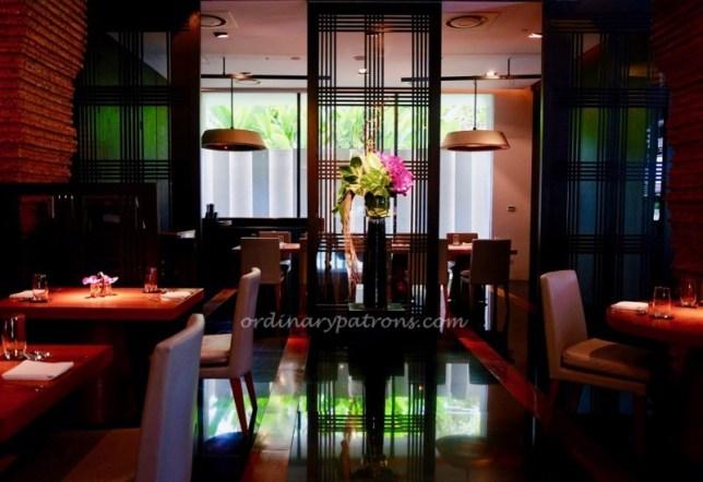 Nahm Bangkok, Metropolitan Hotel