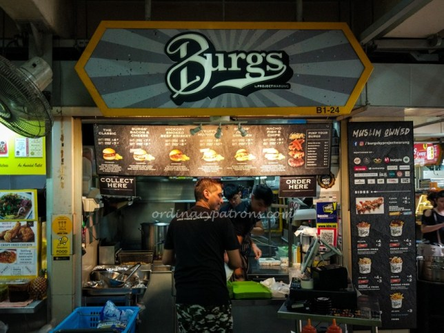 Burgs by Project Warung