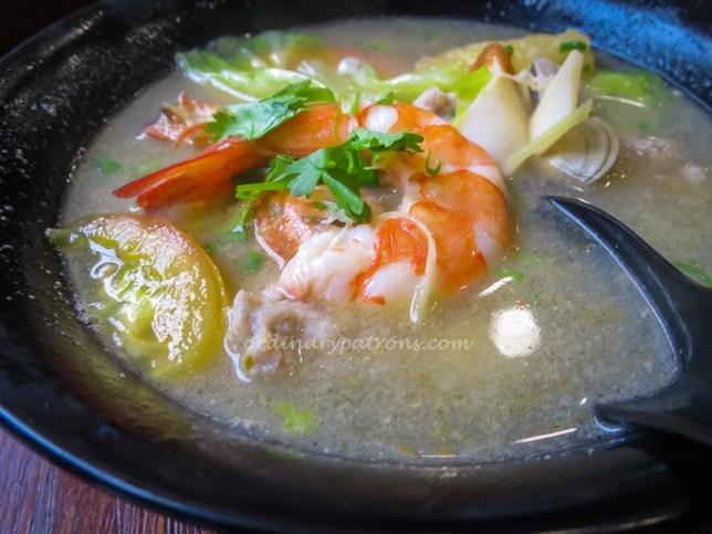 Maddie's Kitchen Superior Seafood Soup