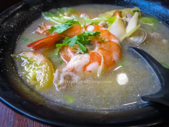 Maddie's Kitchen Superior Seafood Soup