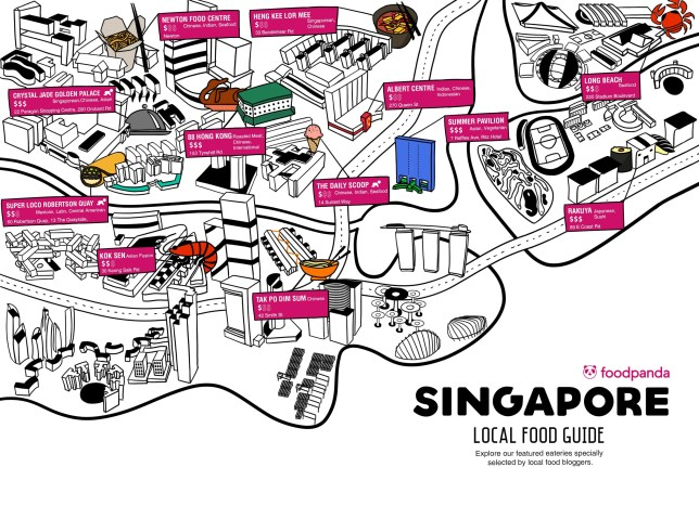 The Traveler's Food Guide to Singapore