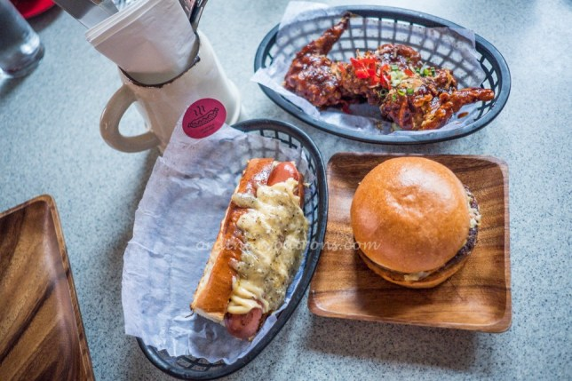 Three Buns Burgers & Cocktails by Potato Head Singapore