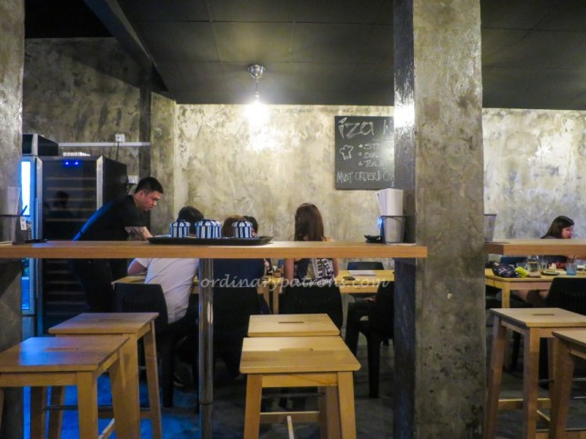 IZA & The Skewer Bar in Siglap