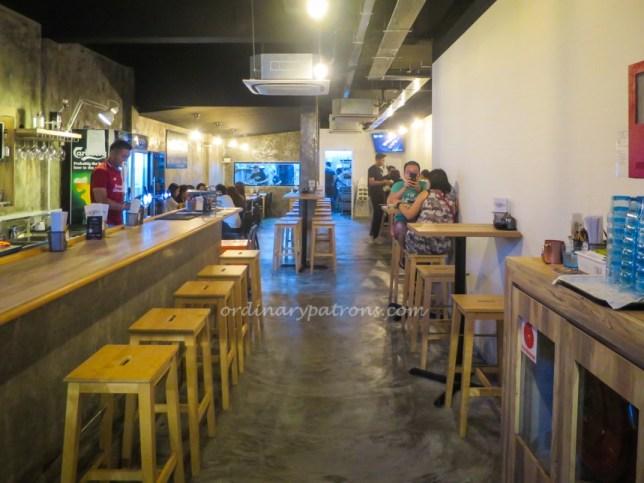 IZA & The Skewer Bar in Siglap