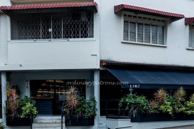 LINO Restaurant Binjai Park Singapore