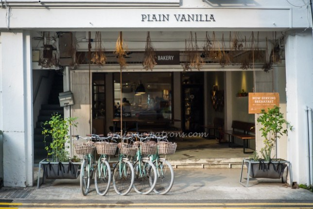 Plain Vanilla Bakery @ Tiong Bahru