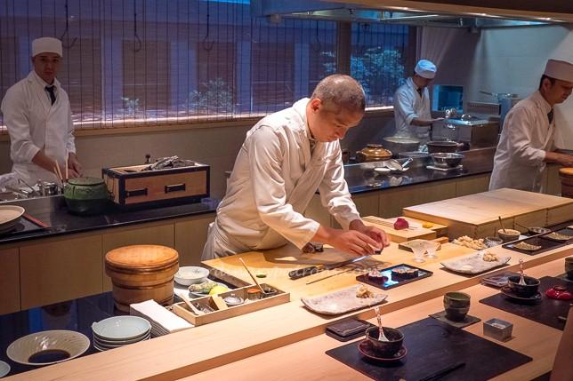 Ishi Japanese Restaurant
