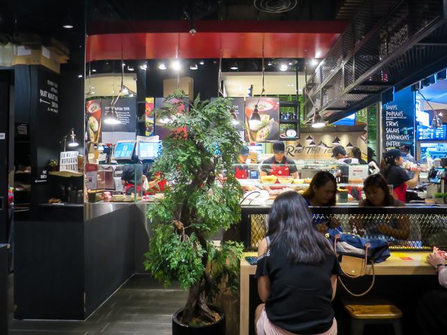 Souperstar in Tanjong Pagar Centre